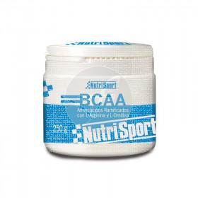 Bcaa Aminoacidos Ramificados polvo NutriSport