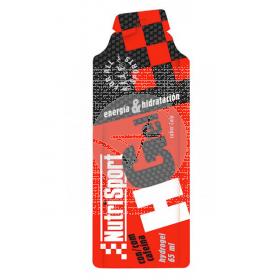 Hgel Energizante sabor Cola con Cafeina NutriSport