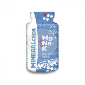 Mineralcaps 106 capsulas NutriSport