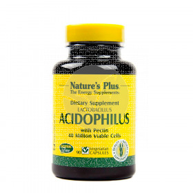 Acidophilus Nature'S Plus