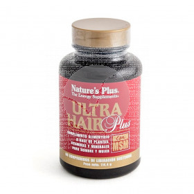Ultra Hair Plus con Msm Nature'S Plus