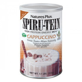 Spirutein Capuccino 512Gr Nature'S Plus