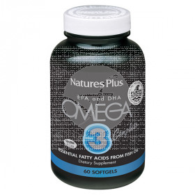 Omega 3 Complex 60 perlas Nature'S Plus