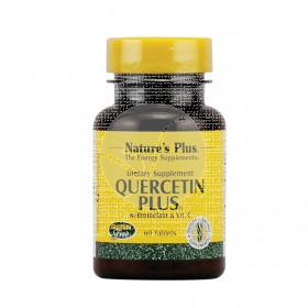 Quercetin Plus 60 comprimidos Nature'S Plus