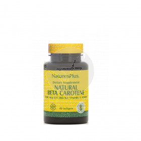 Betacaroteno 25000Ui  90 perlas Nature'S Plus