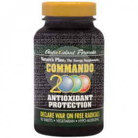 Comando 2000 Proteccion Antioxidante Nature'S Plus