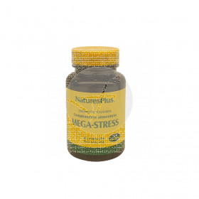Mega Stress 30 comprimidos Nature'S Plus
