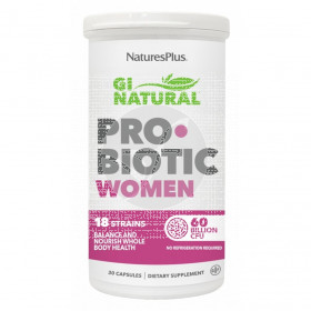 Gi Natural Probiotic Women Nature'S Plus