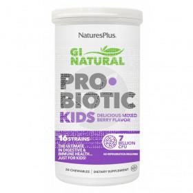 Gi Natural Probiotic Kids Nature´s Plus