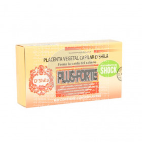 Placenta Vegetal Capilar Plus Forte Shila