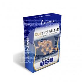 Curarti Attack comprimidos Plameca
