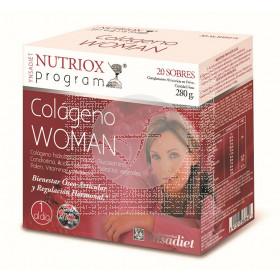 Colageno marino woman 20 sobres Nutriox Program Ynsadiet