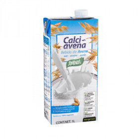 LECHE DE AVENA CALCIAVENA 1L SANTIVERI
