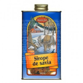SIROPE DE SAVIA 100% PURO 500ML MADALBAL
