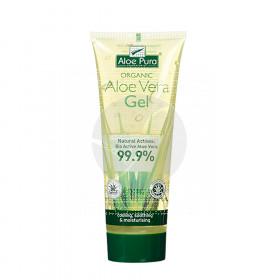 Gel Aloe Vera 99.9% 200ml Aloe Pura