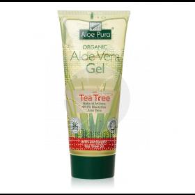 Gel aloe vera con te tree Eco 200ml Aloe Pura