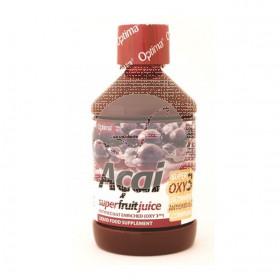 Zumo De Açaí concentrado Antioxidante Optima