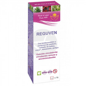 Reguven jarabe 205ml Bioserum