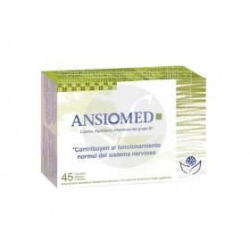 Ansiomed 45 capsulas Bioserum