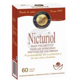 NICTURIOL PROSTATA 60 CAPSULAS BIOSERUM