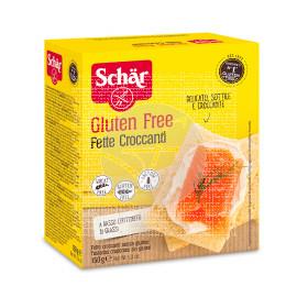 Biscotes Crujientes sin gluten Schar Dr. Schar