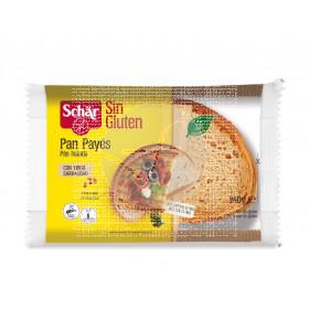 PAN PAYES SIN GLUTEN DR SCHAR