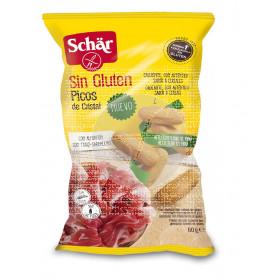 Picos de cristal sin gluten sin lactosa Dr. Schar