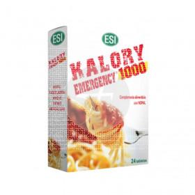 Kalory Emergency 1000 24 comprimidos Trepat-Diet