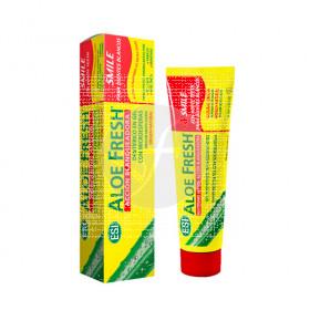 Dentífrico Aloe Fresh Smile blanqueante Trepat Diet