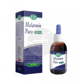Melatonina Pura 1.9Mg gotas Trepat-Diet