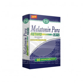 MELATONINA PURA RETARD 1,9MG TREPAT-DIET