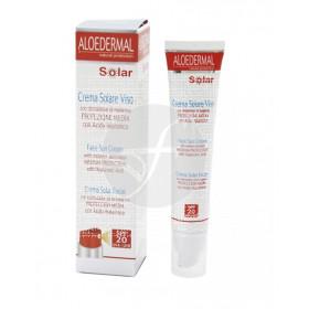 Crema Solar Facial Spf20 AloeDermal Trepat-Diet