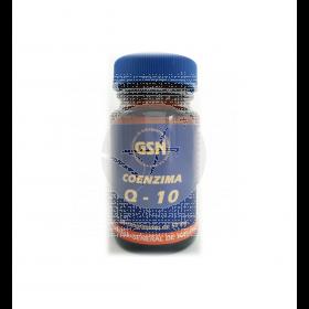 Coenzima Q10 50Mg 60 comprimidos G.S.N.