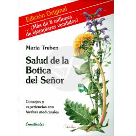 Libro salud de la botica del Señor Maria Treben