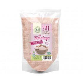 Sal fina rosada del Himalaya 1kg Solnatural