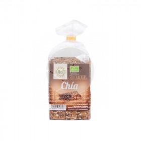 Bio Crackers con Semillas De Chia Bio Solnatural