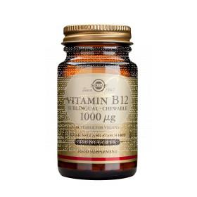 VITAMINA B12 SOLGAR