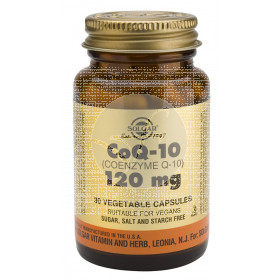 Coenzima Q10 120Mg Solgar