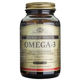 Omega 3 700Mg 60 capsulas Solgar