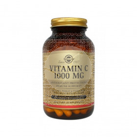 Vitamina C 1000mg 100 cápsulas Solgar
