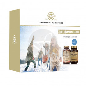 Pack inmunidad Solgar