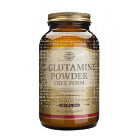 L-Glutamina polvo 200Gr Solgar
