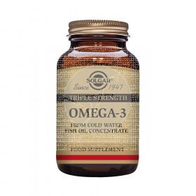 Omega 3 triple concentrado 100 capsulas Solgar