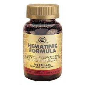 Comp Hematinica 100 Solgar