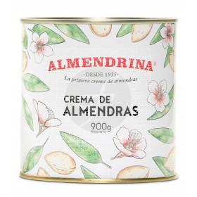 Crema Almendras Leche con Azucar Almendrina