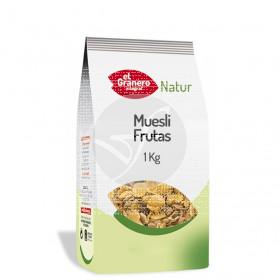 Muesli Frutas Granero integral