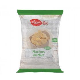 Nachos de maíz bio Granero Integral