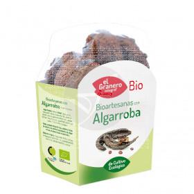 Galletas Bioartesanas con Algarroba Granero Integral