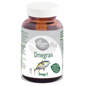 Omegran 3 Plus 705Mg Granero integral