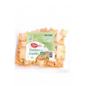 Crackers de trigo espelta con sesamo bio Granero Integral
